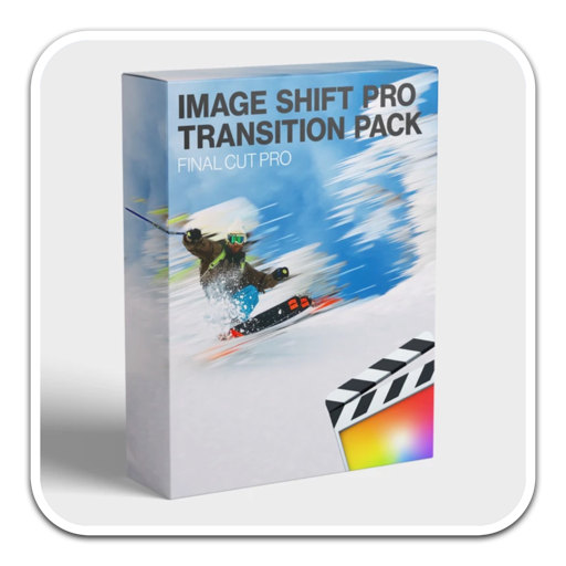 FCPX插件Image Shift Pro Transition Pack Mac(转场效果包)