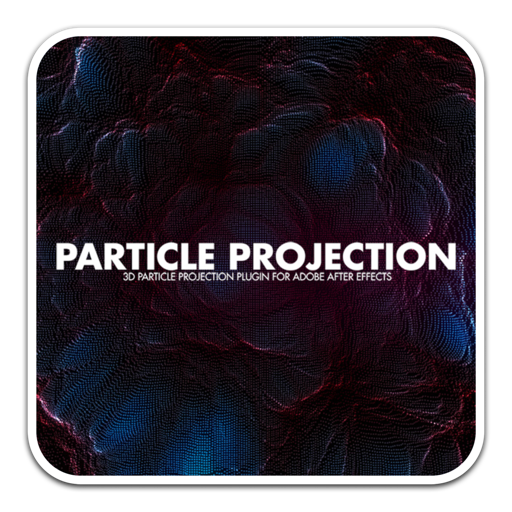 Particle Projection for Mac(AE粒子投影插件)